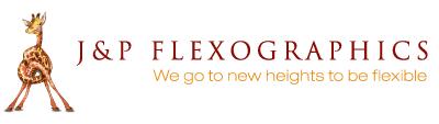 J&P Flexographics Logo